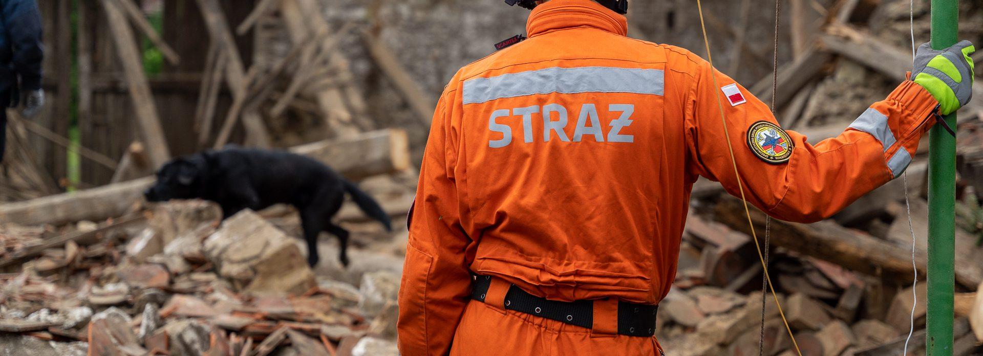 Ochotnicza Straż Pożarna - Jednostka Ratownictwa Specjalistycznego we Wrocławiu