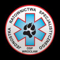 Ochotnicza Straż Pożarna - Jednostka Ratownictwa Specjalistycznego we Wrocławiu Logo